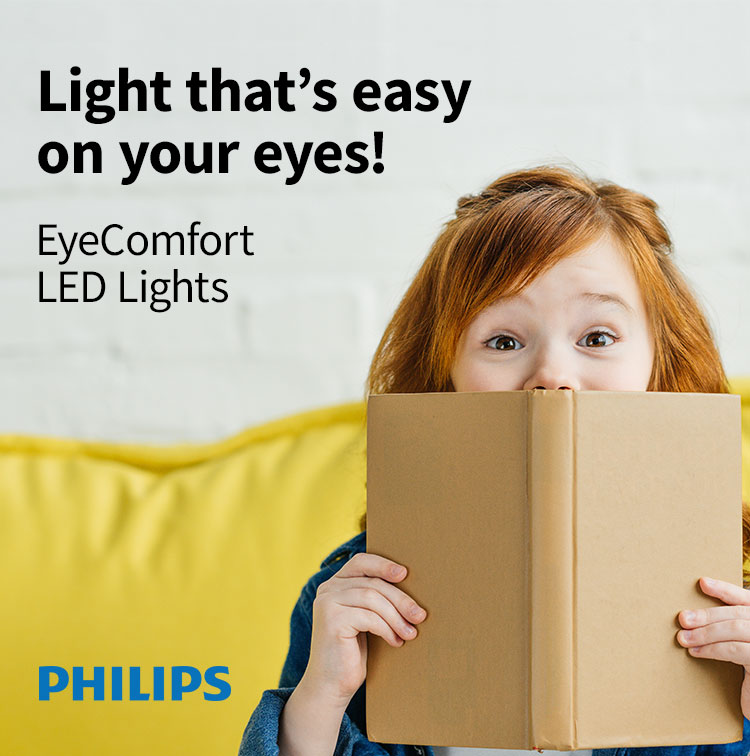 Philips EyeComfort