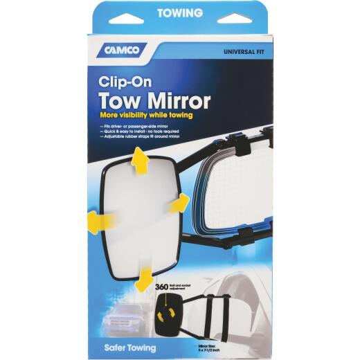 Camco Clip-On Towing Mirror